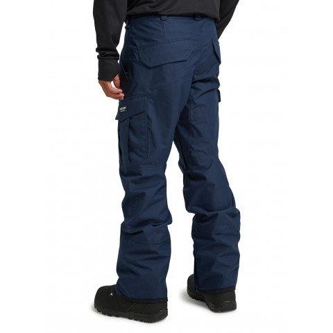 Pantaloni Snowboard Burton Cargo Tall - Dress Blue