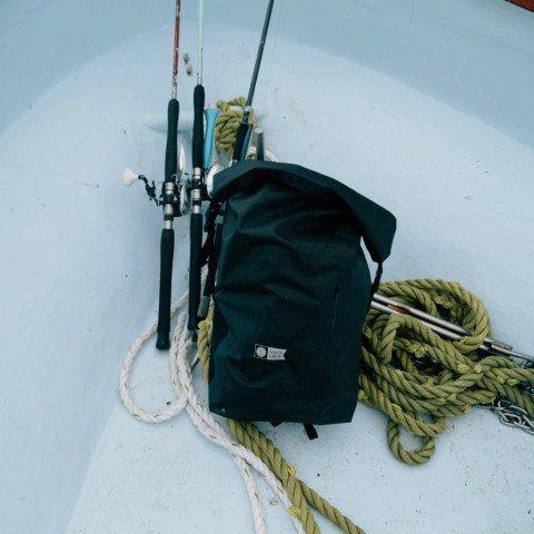 Rucsac Salty Crew Covert Roll Top - Black
