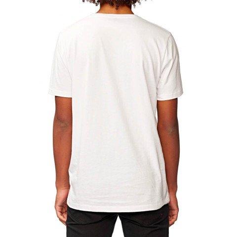Tricou Barbati Globe Zoned - White