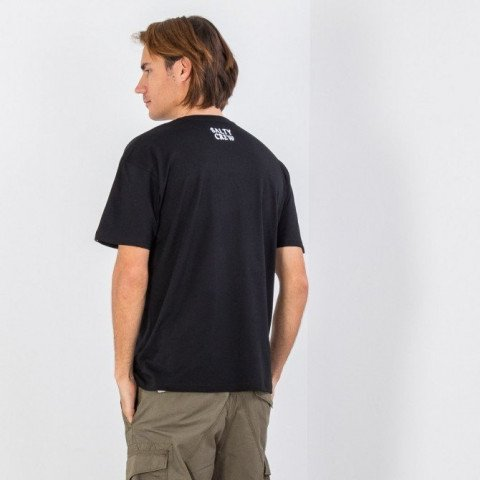 Tricou Barbati Salty Crew Voyager - Black