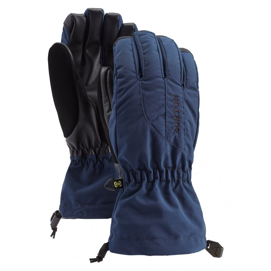 Manusi Snowboard Dama Burton Profile Glv - Dress Blue
