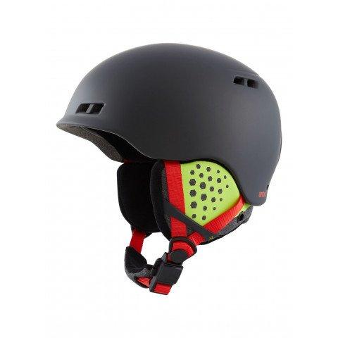Casca Snowboard Anon M Rodan - Black Pop
