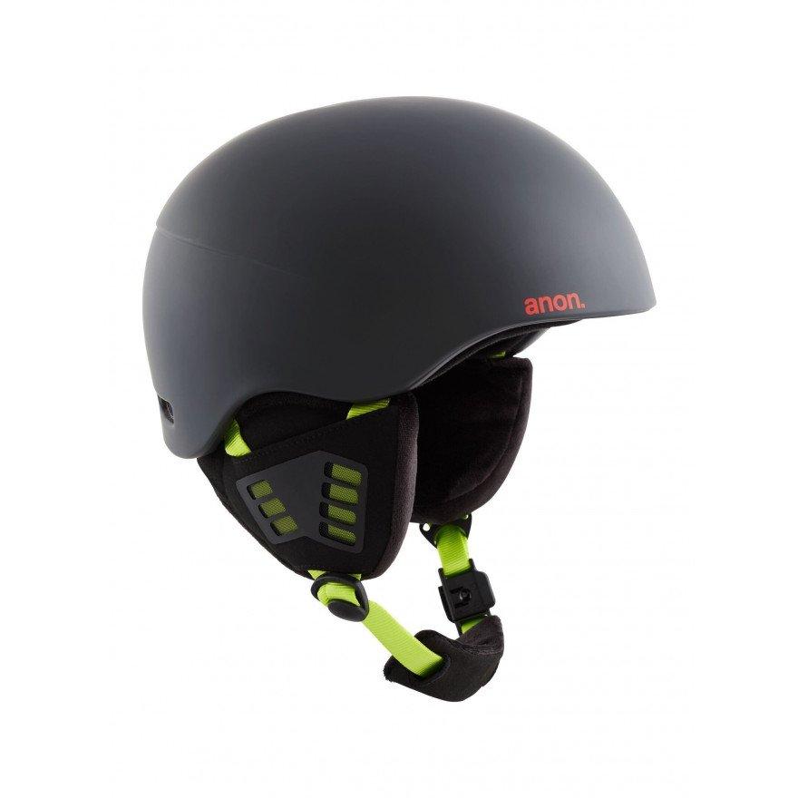 Casca Snowboard Barbati Anon Helo 2.0 - Black Pop