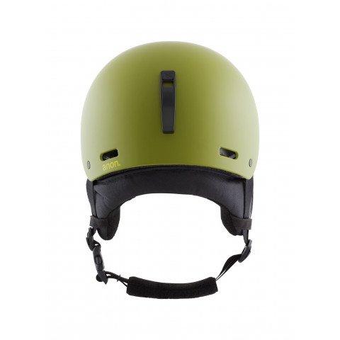 Casca Snowboard Anon Raider 3 - Green