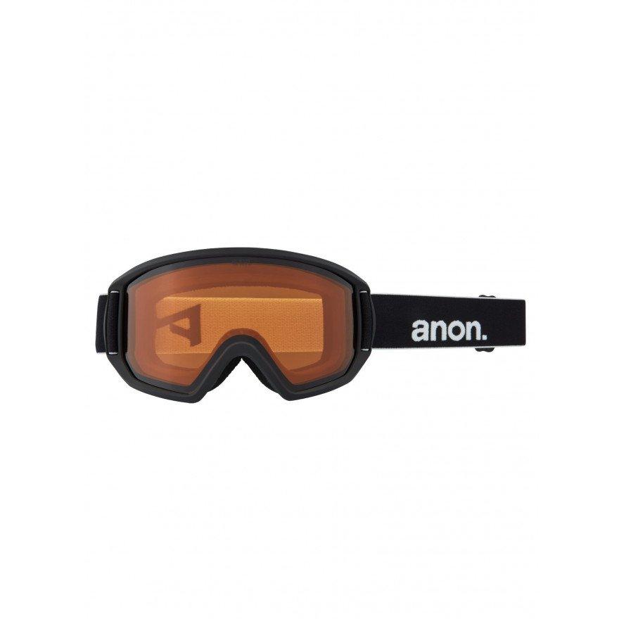 Ochelari de Snowboard Anon Relapse - Black/Variable Green