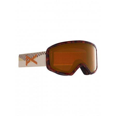 Ochelari de Snowboard Dama Anon Deringer - Tort3/Sun Bronze