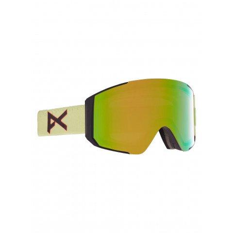 Ochelari de Snowboard Anon Sync - Green/Variable Green
