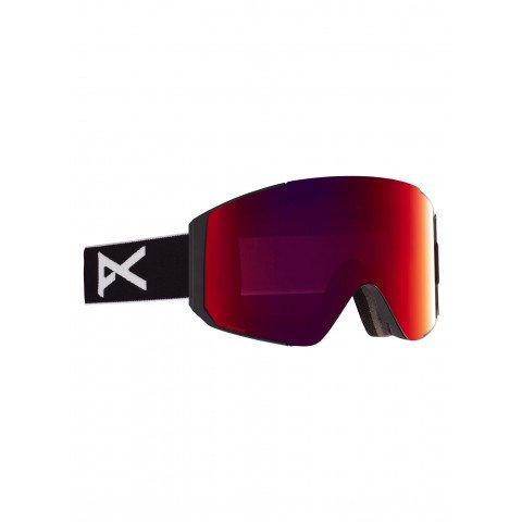 Ochelari de Snowboard Anon Sync - Black/Sun Red