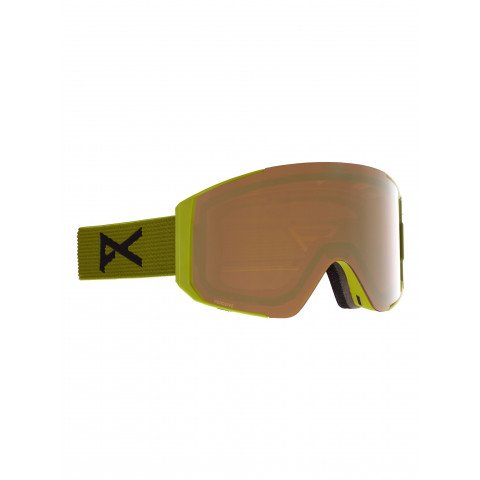 Ochelari de Snowboard Anon Sync - Green/Sun Bronze