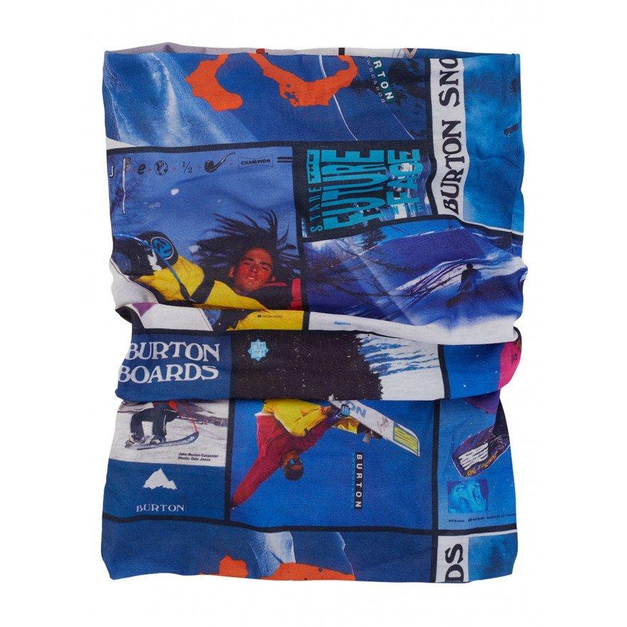 Masca Snowboard Burton Lightweight Neck Gaiter - Catalog Collage