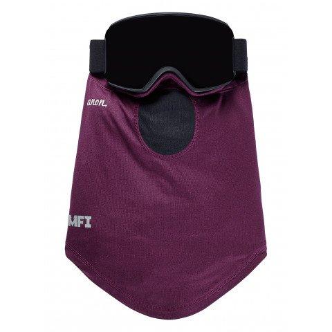 Masca Snowboard Anon Mfi Lightweight Neckwarmer - Purple
