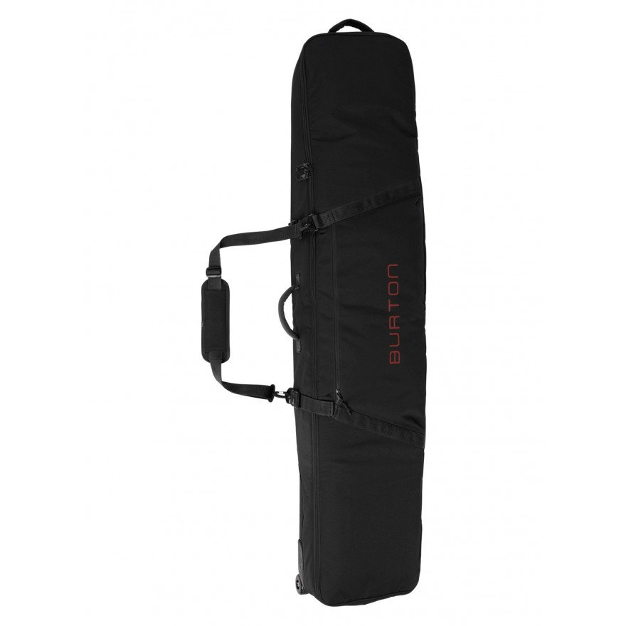 Husa Snowboard Unisex Burton Wheelie Gig Bag - True Black