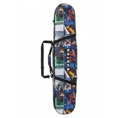 Husa Snowboard Unisex Burton Space Sack - Catalog Collage Print