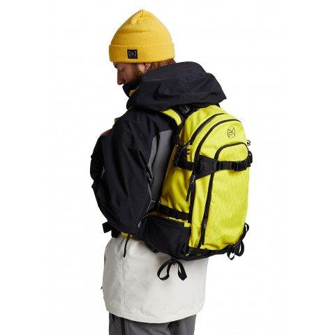 Rucsac Snowboard Burton AK Taft 28L - Cyber Yellow Cordura
