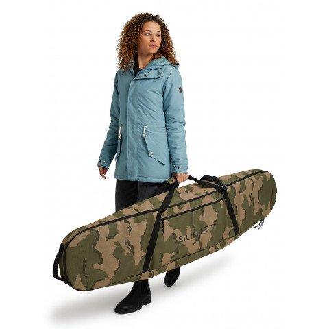 Husa Snowboard Burton Gig Bag - Barren Camo Print