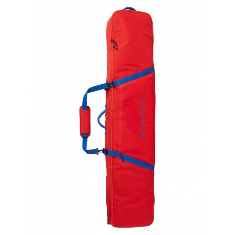 Husa Snowboard Unisex Burton Wheelie Gig Bag - Flame Scarlet