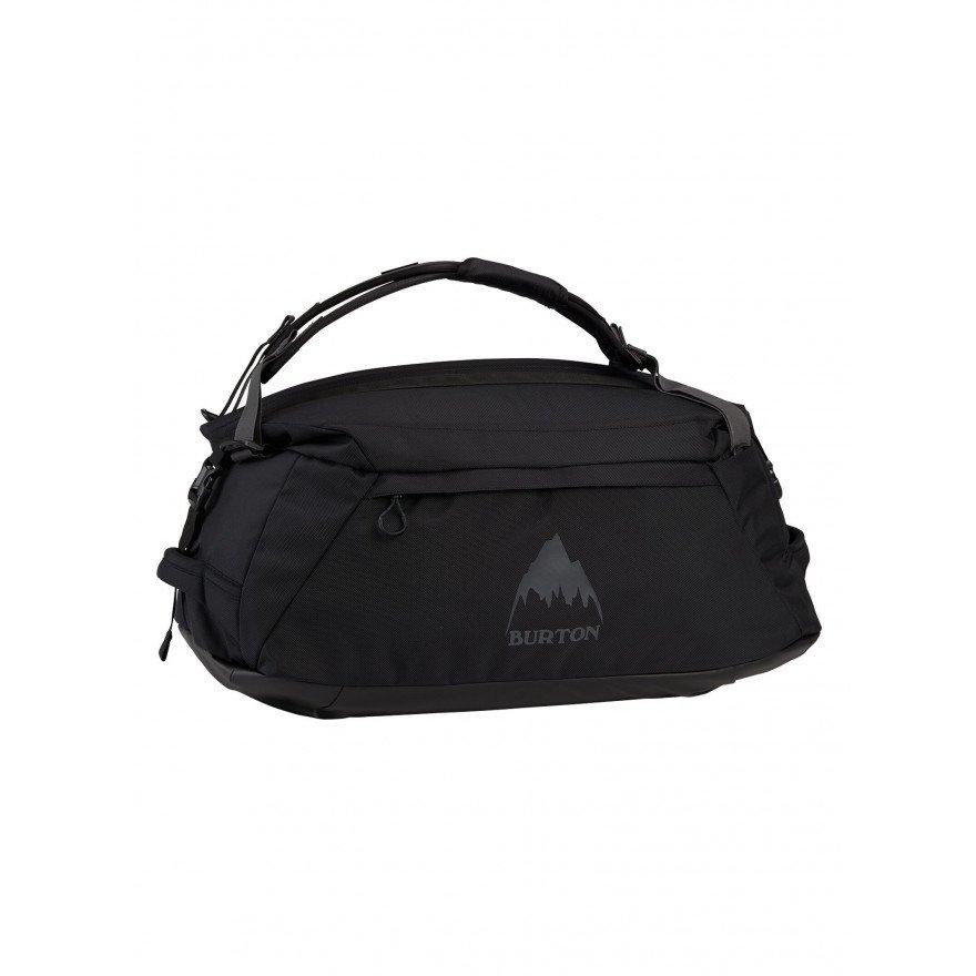 Geanta Snowboard Burton Multipath Duffle Bag 60L - True Black Ballistic