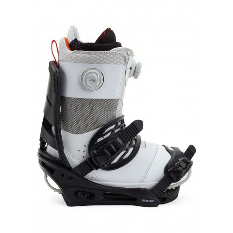 Legaturi Snowboard Burton Mission - Black