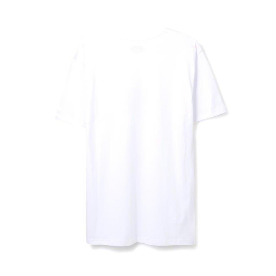 Tricou Barbati Animal Chill - White