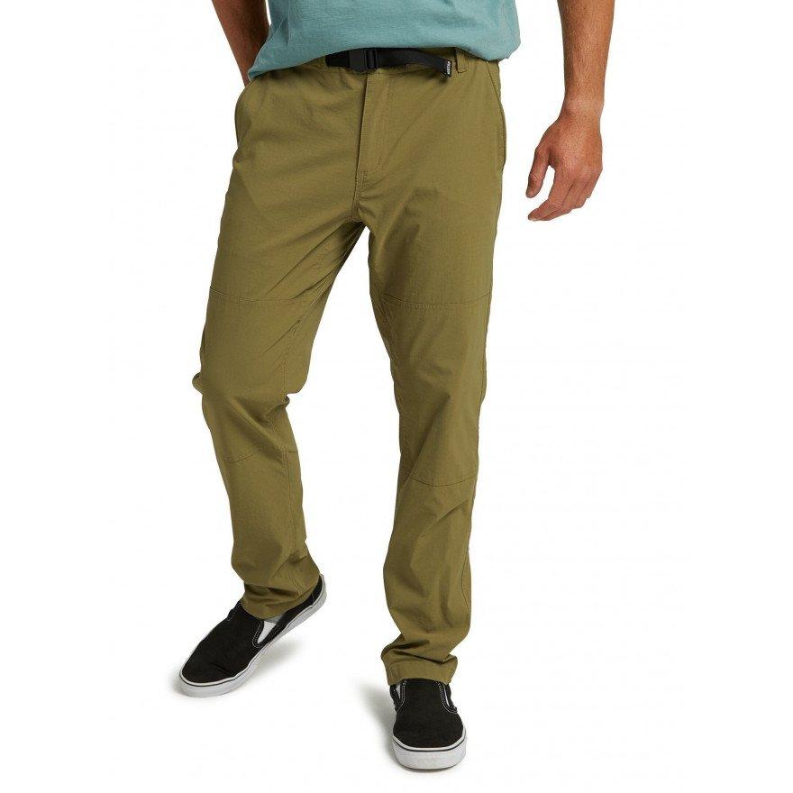 Pantaloni Barbati Burton Ridge - Martini Olive