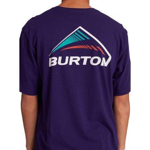 Tricou Barbati Burton Dalton - Parachute Purple
