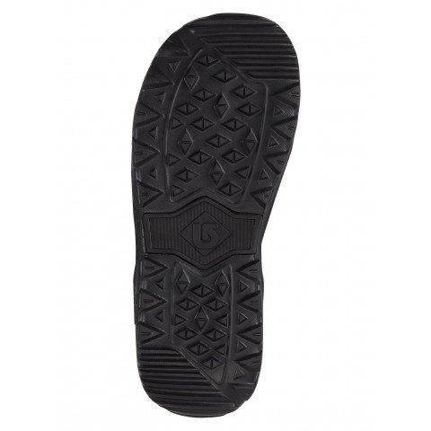 Boots Snowboard Burton Moto Lace - Black