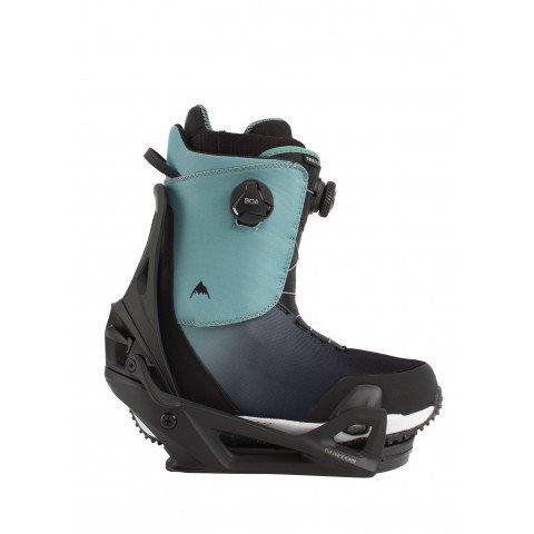 Boots Snowboard Barbati Burton Swath Step On - Slate Black Fade