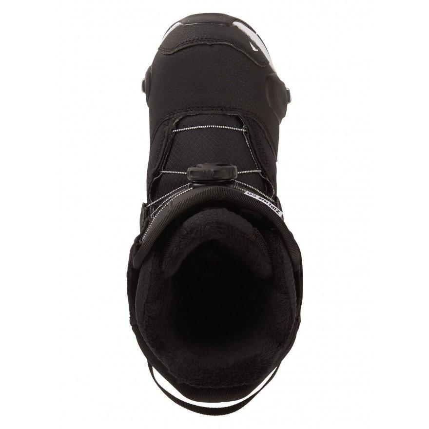 Boots Snowboard Copii Burton Zipline Step On - Black