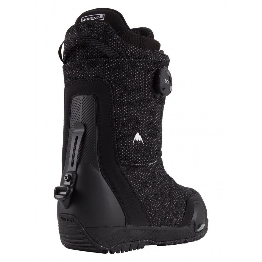 Boots Snowboard Barbati Burton Swath Step On - Black