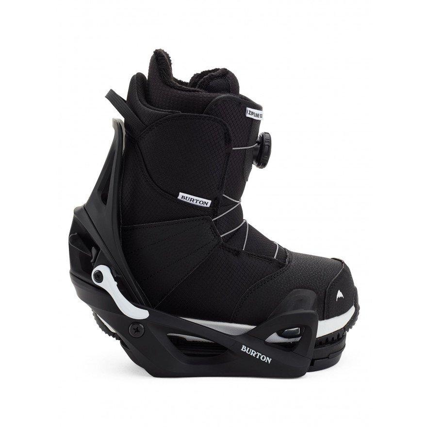 Legaturi Snowboard Copii Burton Step On - Black
