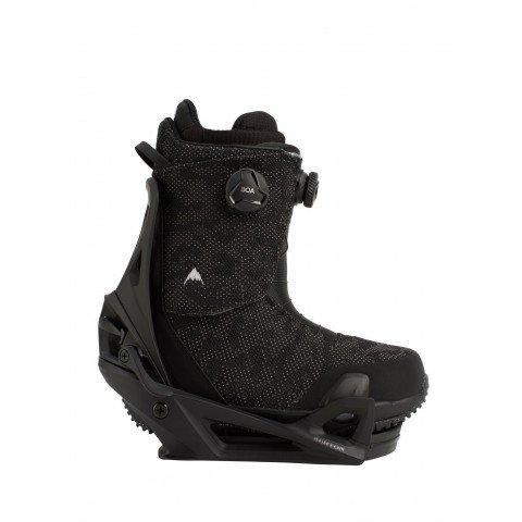 Legaturi Snowboard Barbati Burton Step On - Black