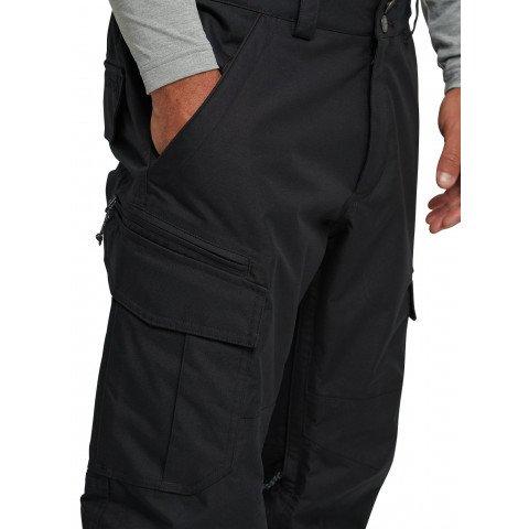 Pantaloni Snowboard Burton Cargo Tall - True Black