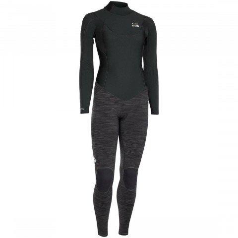 Costum neopren Ion Jewel Select Semidry 5/4 BZ DL - Black Melange