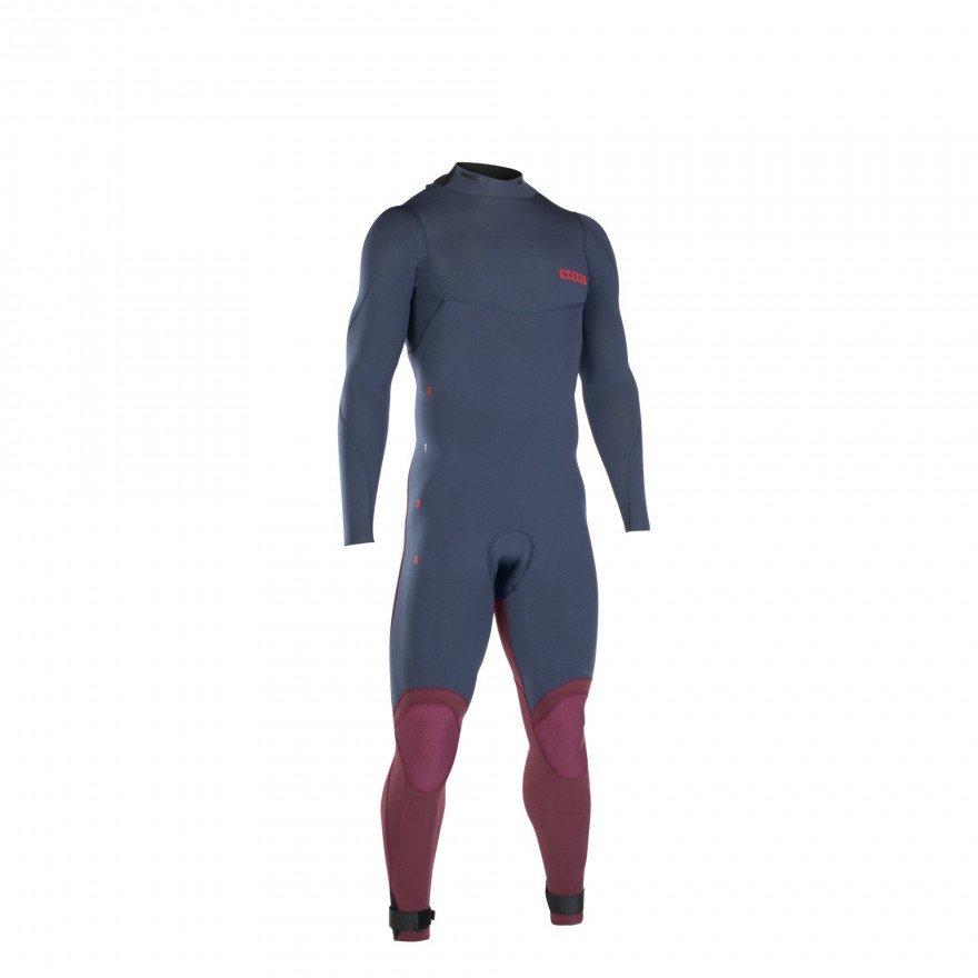Costum neopren Ion Strike Amp Semidry 6/5 BZ DL - Slate Blue Red