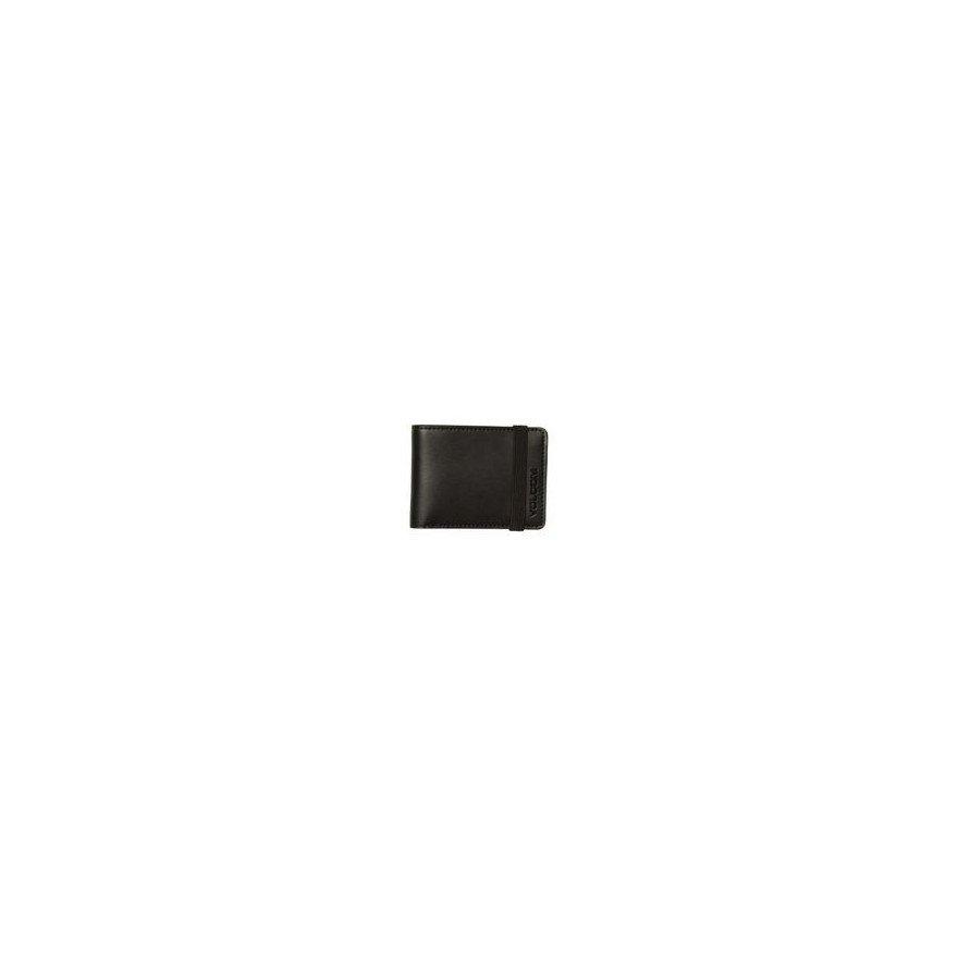 Portofel Volcom Halfstone Leather 2F - Black