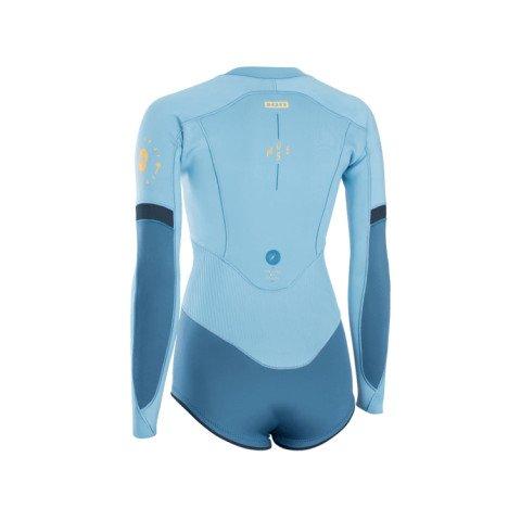 Costum neopren Ion Muse Hot Shorty LS 1.5 FZ DL - Sky Blue