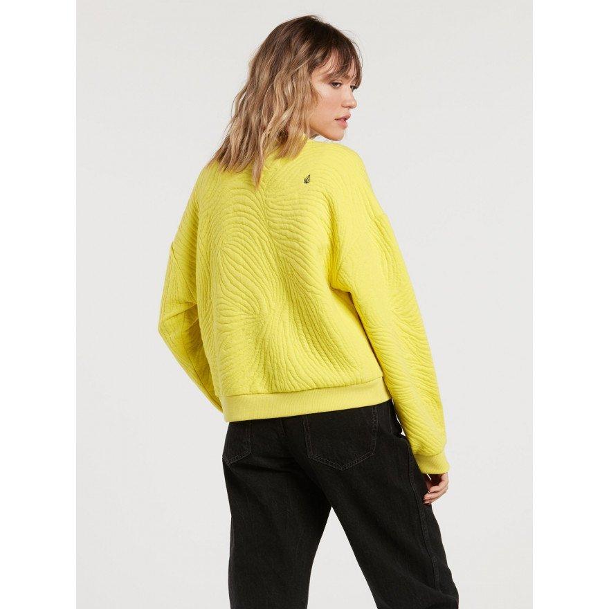 Bluza Dama Volcom Quilty - Citron