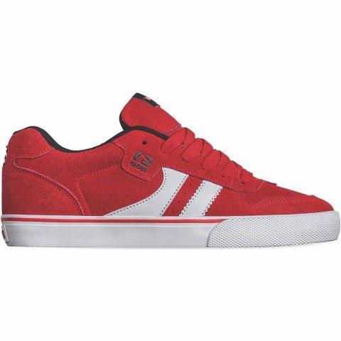 Shoes Globe Encore-2 - Red White Black