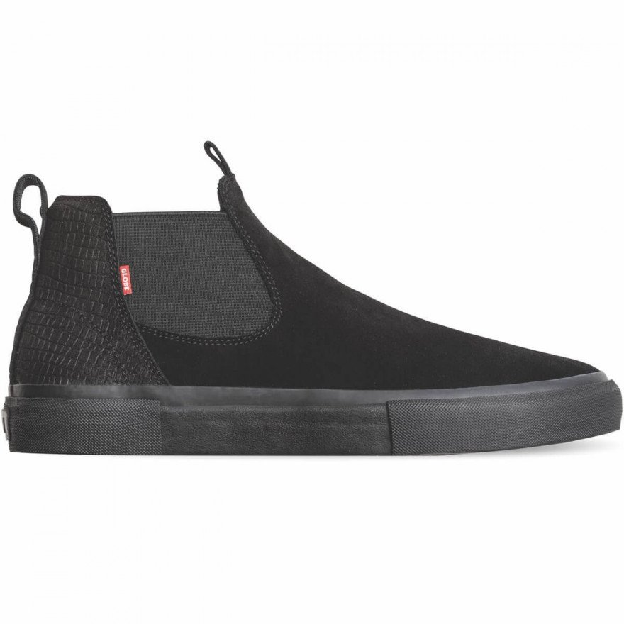 Shoes Globe Dover - Black/Black TF