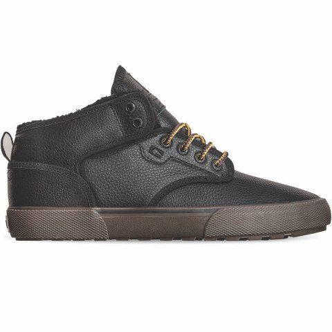 Shoes Globe Motley Mid - Black Gum Summit