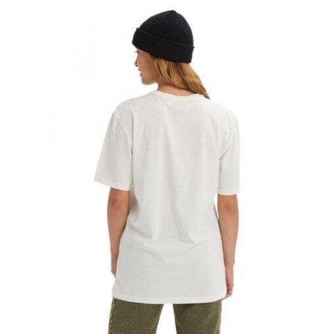 Tricou Unisex Burton BRTN - Stout White