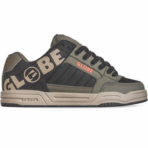 Shoes Globe Tilt - Dusty Olive/Black