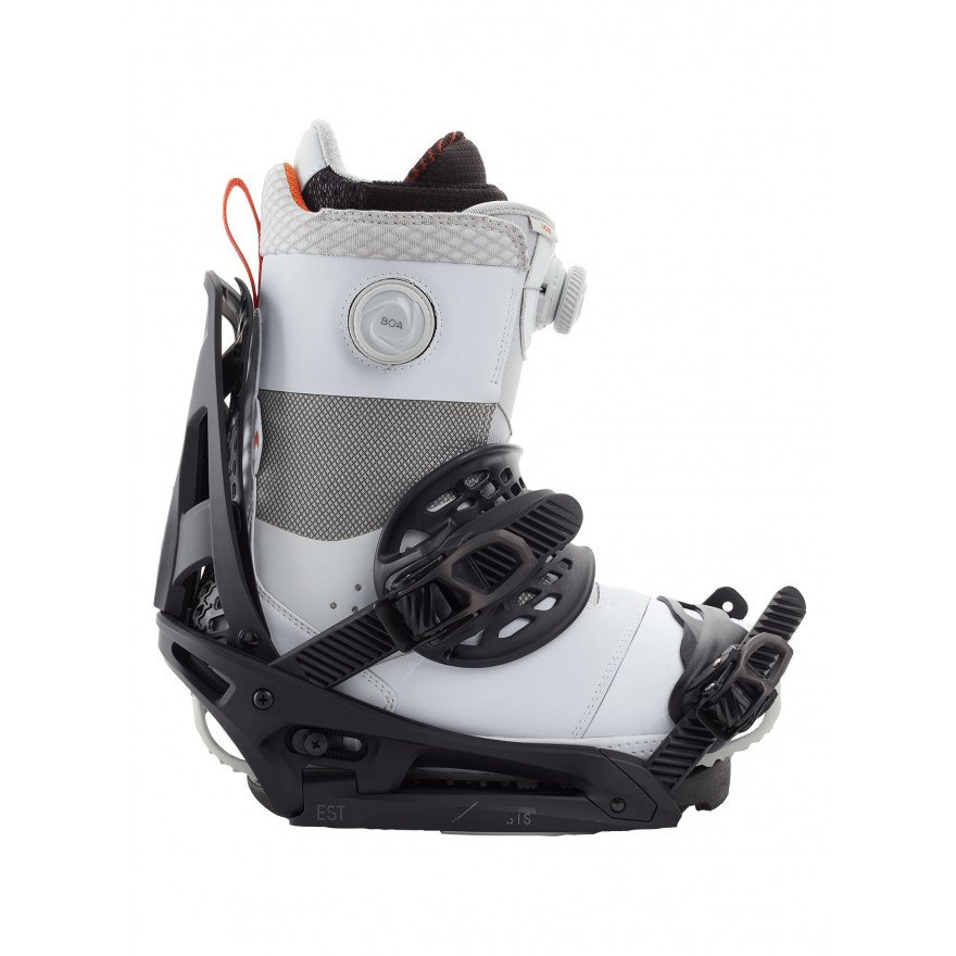 Legaturi Snowboard Barbati Burton Genesis EST - Matty Black