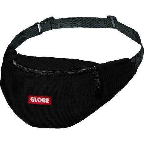 Borseta Globe Richmond Side Bag II - Black Cord Red Logo