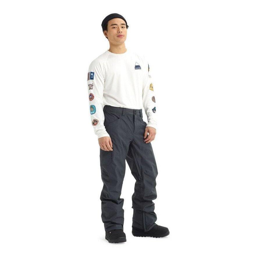 Pantaloni Snowboard Burton Covert - Iron
