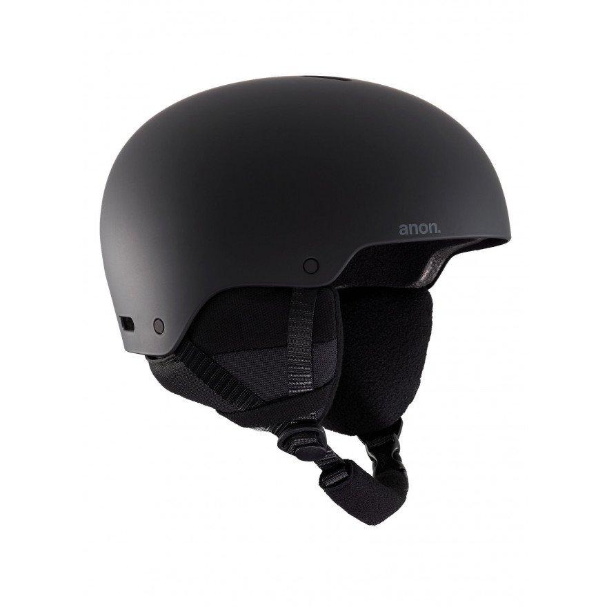 Casca Snowboard Anon Raider 3 Mips - Black