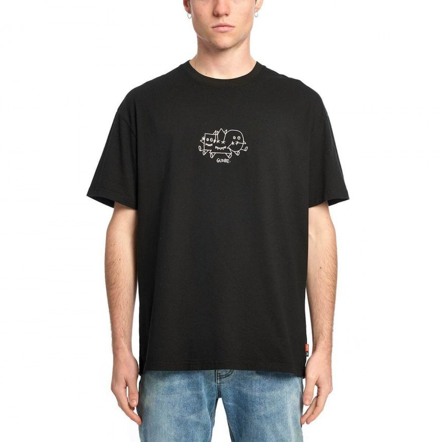 Tricou Barbati Globe Appleyard Sessions - Black