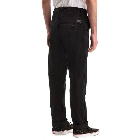 Pantaloni Barbati Globe Goodstock Chino - Black