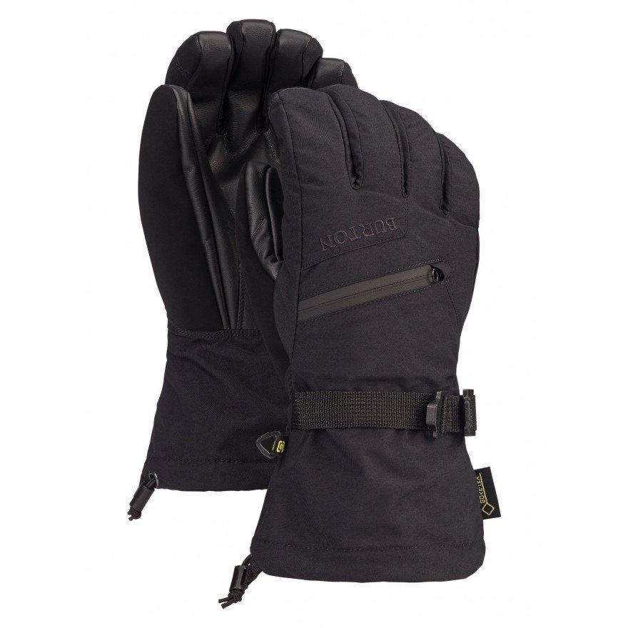Manusi Snowboard Burton Gore-tex Glv - True Black
