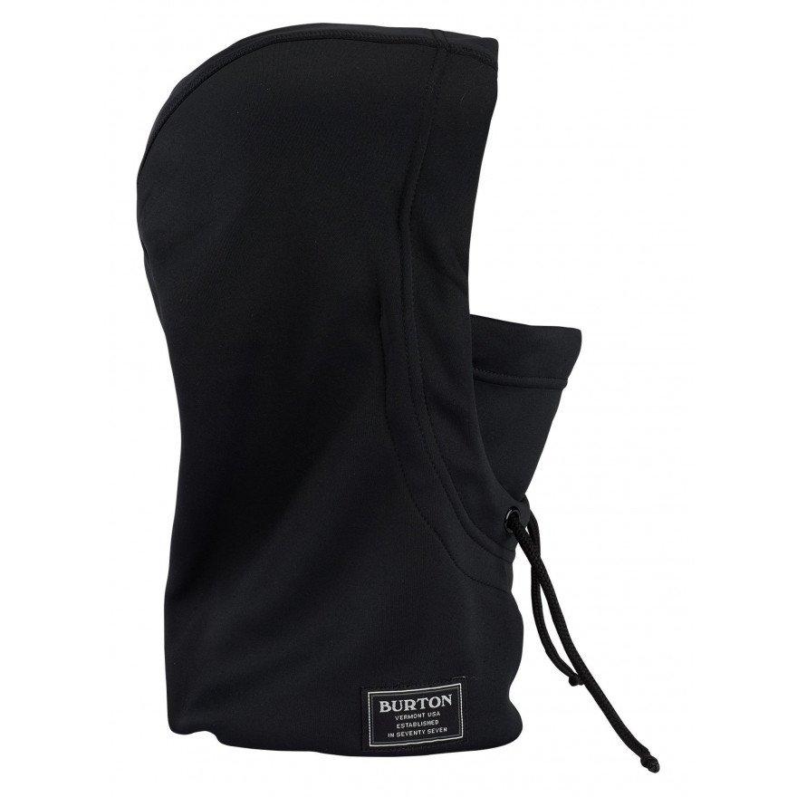 Masca Snowboard Burton Bonded Hood - True Black